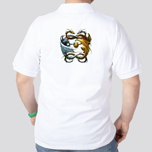 Battle Dragons Polo Shirt
